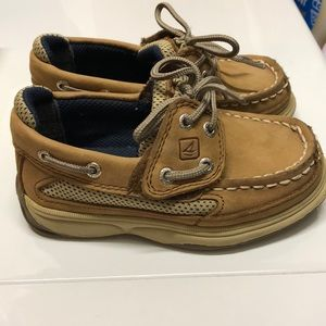 Sperry Topsiders with Velcro